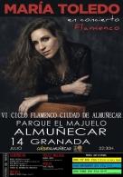 VI Ciclo Flamenco Ciudad de Almuñécar