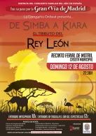 DE SIMBA A KIARA – EL TRIBUTO AL REY LEÓN