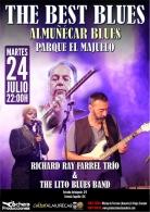 Almuñécar Blues con Richard Ray Farrel Trío & The Lito Blues Band.