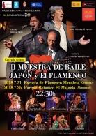 II Muestra de Baile Japon y el flamenco
