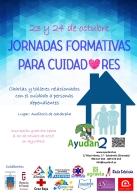 Jornadas formativas para cuidadores organizadas por Ayudan2