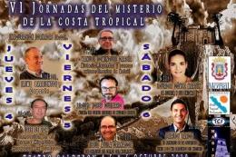 VI JORNADAS DEL MISTERIO DE LA COSTA TROPICAL