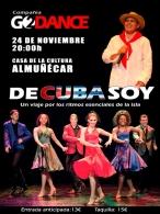 """DE CUBA SOY""""FOLKLORE CUBANO"""
