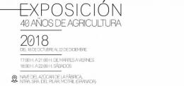 EXPOSICIÓN 40 AÑOS DE AGRICULTURA
