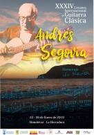 XXXIV Certamen Internacional Guitarra Clásica Andrés Segovia