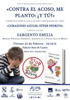 Presentación libro 'Corazones Azules: Super Pedrito'
