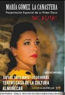 María Gómez La Canastera presenta su Primer Disco, Dos Almas.