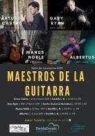 """""""MAESTROS DE LA GUITARRA"""""""