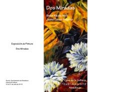 Exposición de pintura Dos miradas