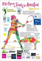 XVI Torneo de Tenis a la Amistad de Almuñécar