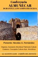 Conferencia a cargo de Nicolás A. Fernández, Almuñécar Durante la Invasión Francesa