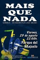 La Samba y Bossanova de Mais Que Nada.