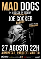 Mad Dogs presenta Tributo a Joe Cocker