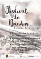 """IV Festival de Bandas de la """"Ciudad de Almagro"""" (Ciudad Real)"""