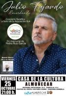 Concierto a beneficio de la Asociación ELA, en memoria de Pedro Ruiz García.