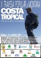 X Travesía Popular de Montaña Costa Tropical