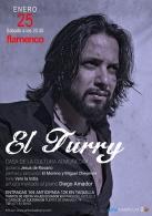 """Cantaor flamenco sexitano, Antonio """"El Turry"""""""
