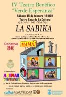 """¡Mamá! en el IV Teatro Benéfico """"Verde Esperanza"""" de Almuñécar"""