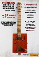 1ª Expo Universal de guitarra Motril 2020