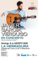Concierto de Javier García Verdugo