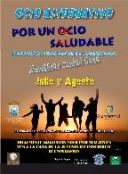 Programación de Ocio Alternativo 2014 durante los meses de Julio y Agosto