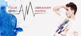 Concierto Abraham Mateo - Who I Am