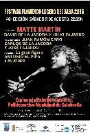 46º Edición del Festival Flamenco lucero del Alba de Salobreña