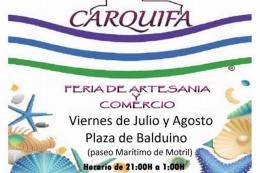 "Mercado Artesanal ""Carquifa"""