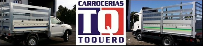 Carrocerías Toquero en Motril (Granada)