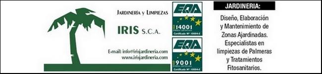 Jardinería y Limpiezas Iris en Motril (Granada)