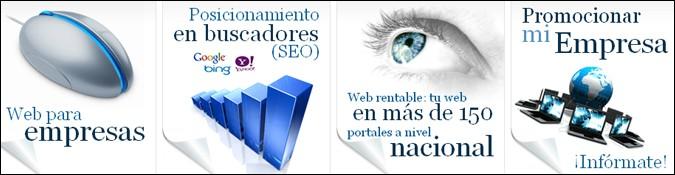 PAGINAS WEB Y POSICIONAMIENTO EN GOOGLE