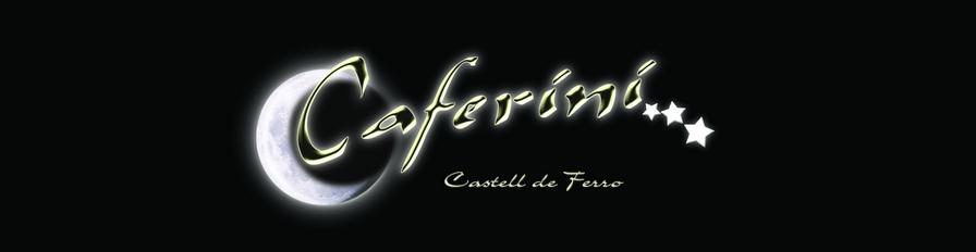 CAFERINI EN CASTELL DE FERRO (GRANADA)