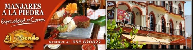 Restaurante El Dorado en Motril (Granada)
