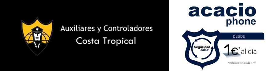 Auxiliares y Controladores Costa Tropical