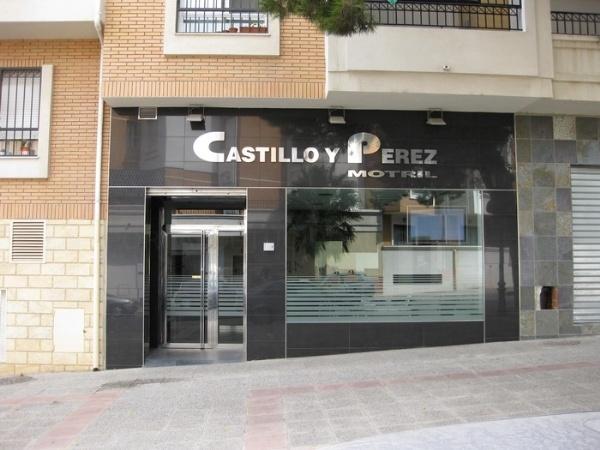 Construcciones Castillo & Pérez