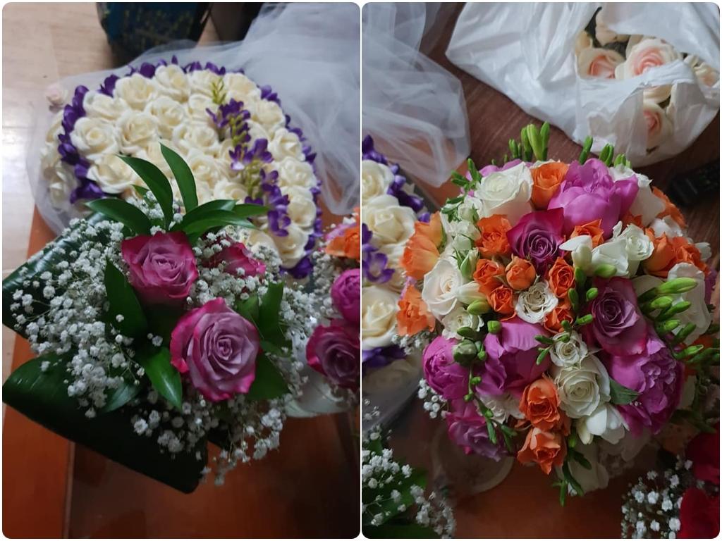 ramos de novias en motril, arreglos de iglesias en motril, arreglos funerarios en motril, flores
