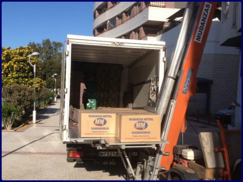 transporte de muebles en motril, transporte de muebles en salobreña, ofertas en embalaje de muebles