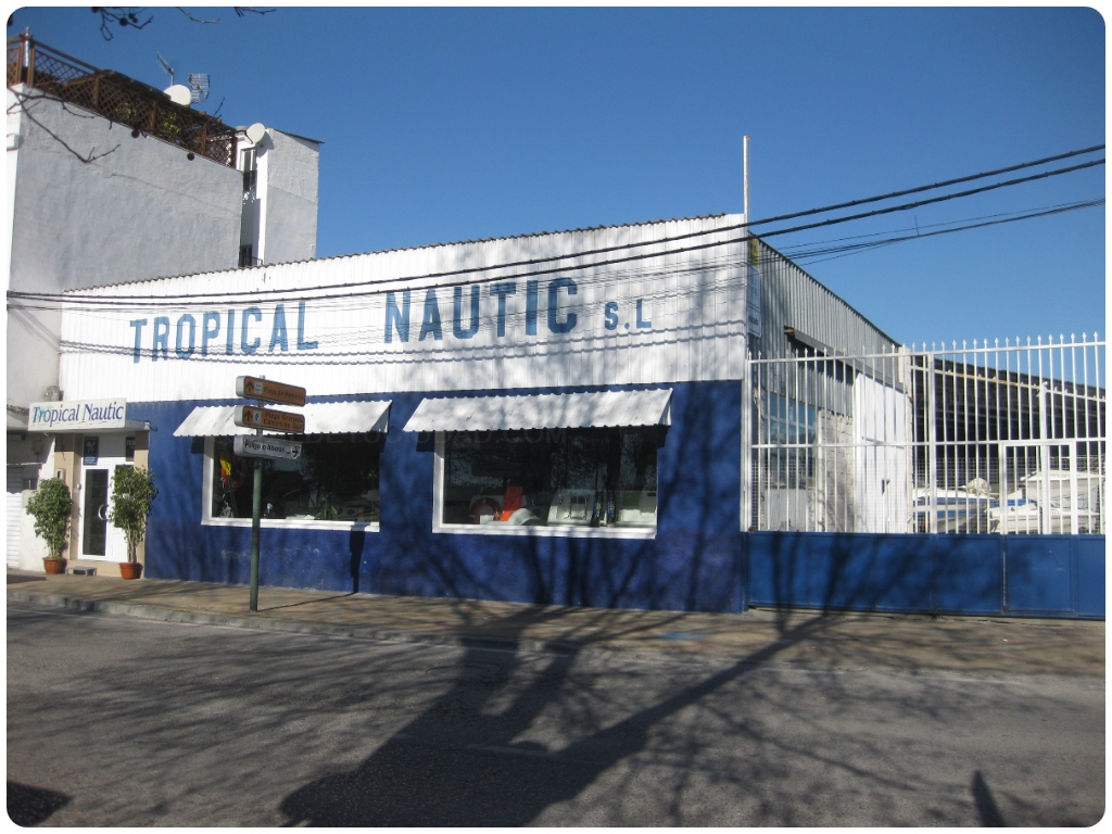 BIENVENIDOS A TROPICAL NAUTIC