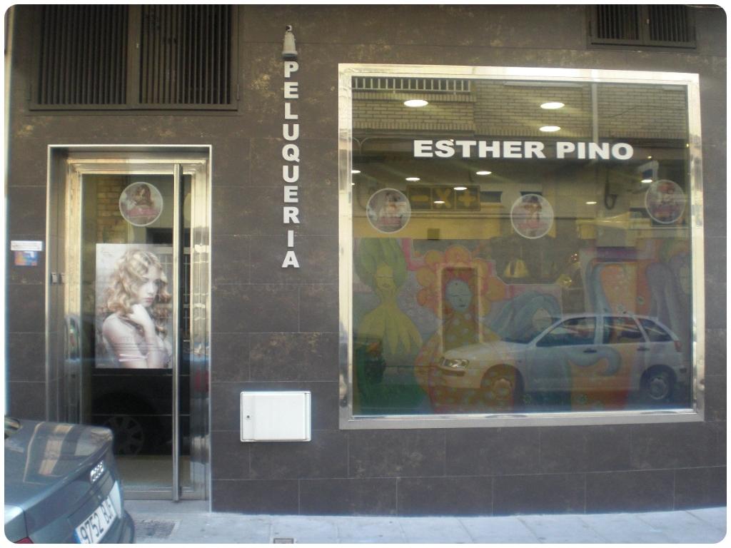 Peluquería Esther Pino