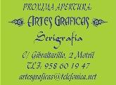 serigrafia en salobreña, serigrafia en almuñecar, serigrafia en granada, artes graficas motril,