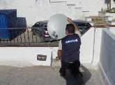 Internet por satélite, TV por satélite, Antenas parabólicas, la liga, la copa, la champions, cine