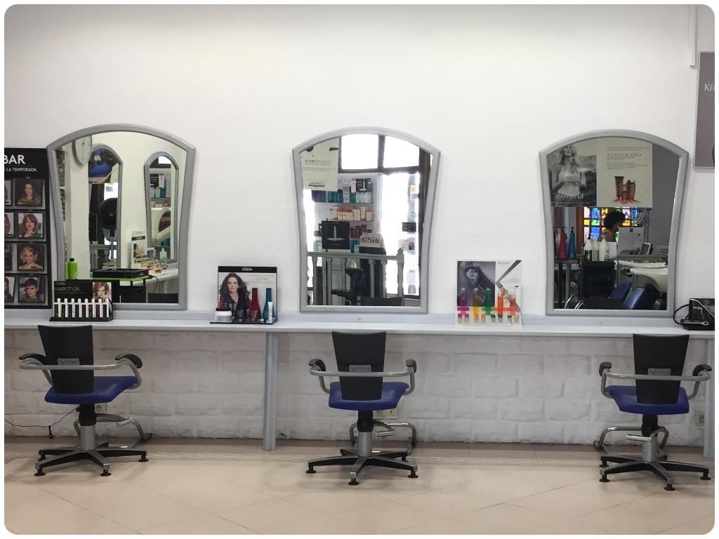 peluquerias en almunecar, peluquerias en castell de ferro, l´oreal en salobreña, estetica salobreña