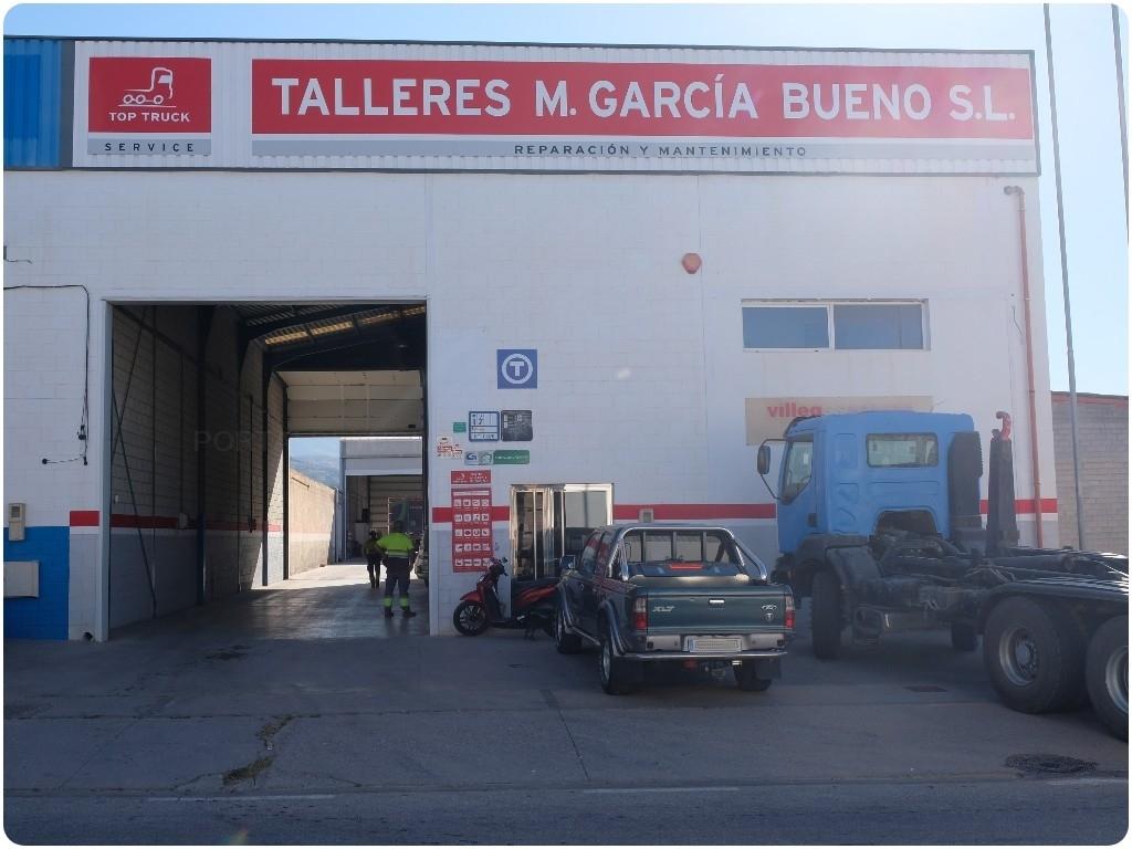 TALLERES MANUEL GARCIA BUENO