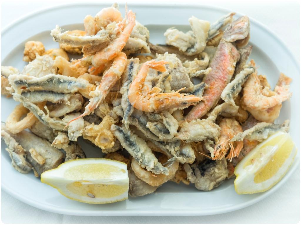 fritura de pescado fresco en motril, fritura de pescado motril, marisco fresco en motril,