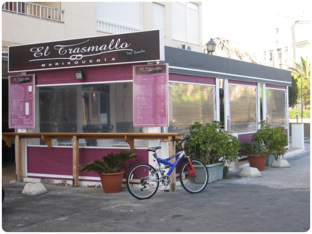 Restaurante Marisquería El Trasmallo