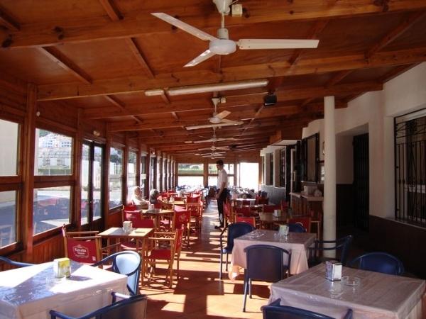 Bar Restaurante Lecrin