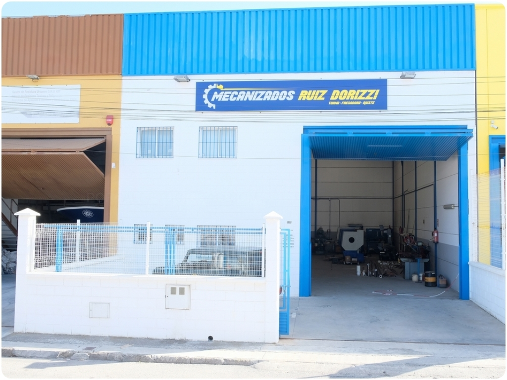Mecanizados Ruiz Dorizzi
