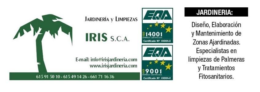 Jardinería y Limpiezas Iris