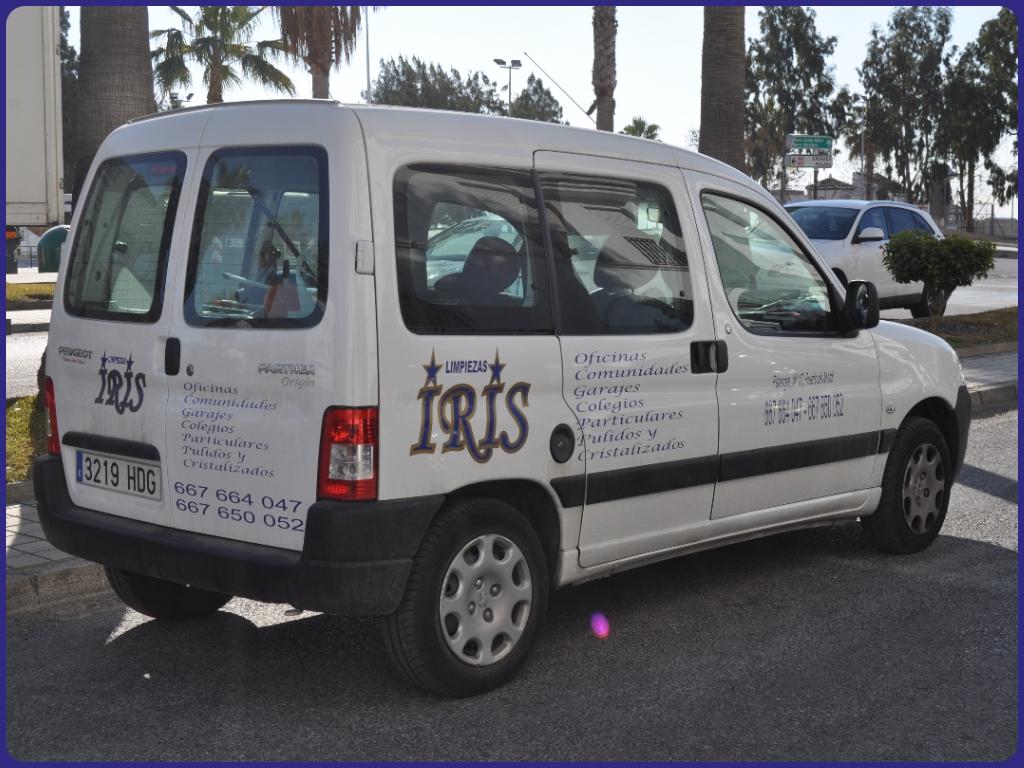 Limpiezas Iris