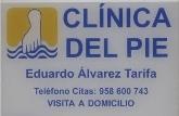 podologos motril, clinica del pie en motril, clinicas del pie en salobreña, podologos en carchuna
